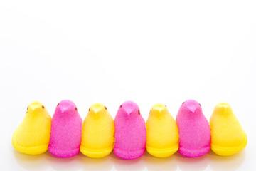 Marshmallow Chicks