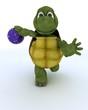 tortoise ten pin bowling