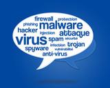 antivirus, malware, spyware, virus poster