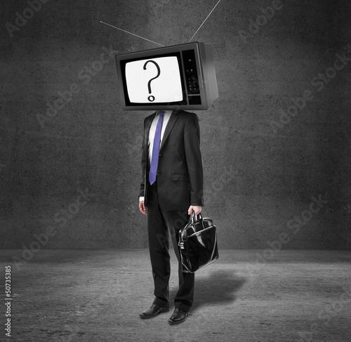 television head head