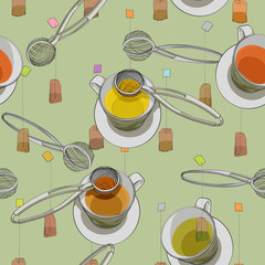 tea time pattern