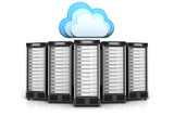 5 Cloud Computing Server in Formation
