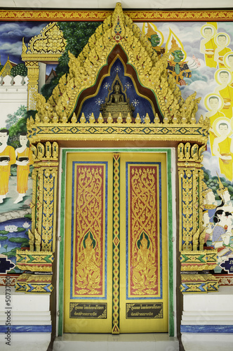 door of buddha