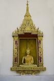 window of buddha