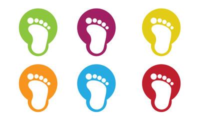 Concept foot