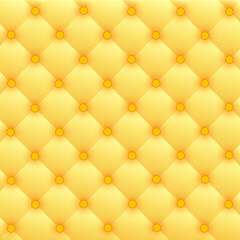 Gold luxury leather upholstery