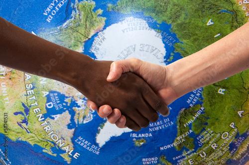 No al razzismo