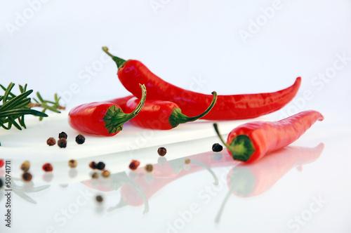 Fototapeten,pepperoni,chilli,gemüse,salate