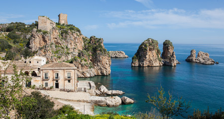 Tonnara di Scopello_Sicily