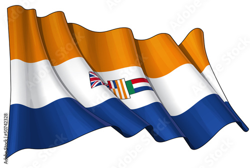 South Africa 1928-1994 Flag