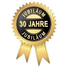 Jubiläum - 30 Jahre