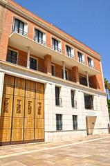 Casa Hermandad del Sepulcro de Málaga, Semana Santa
