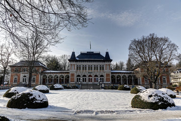 Königliches Kurhaus Bad Elster