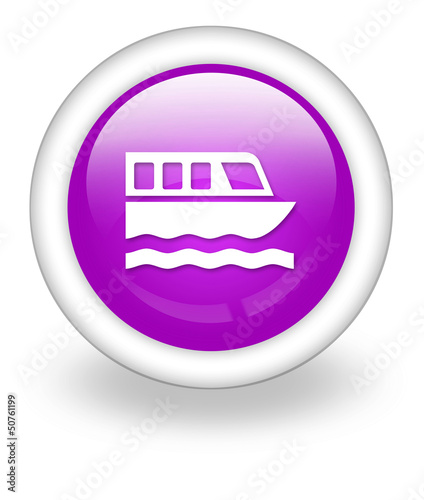 "Violet Icon ""Boat Tour"""