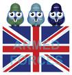 British armed forces flag