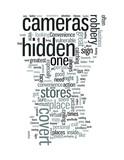 Signs of Hidden Covert Cameras poster