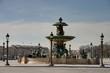 fontaine de la place de la concorde