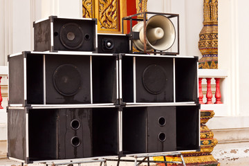 big speakers