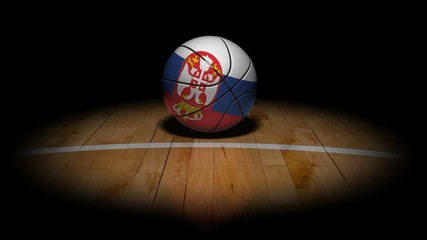 Rolling Serbian Basketball into The Light