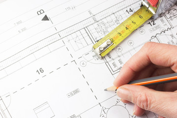 Planning for house construction