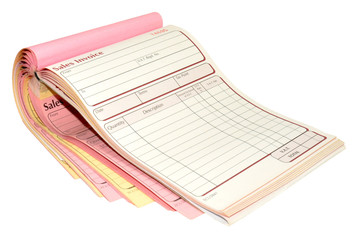 Sales Invoice Book