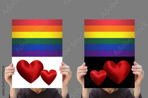 Mariage Homo  Love  Love  Love