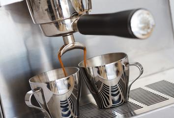 Two espresso