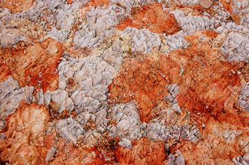 mix di marmo e granito