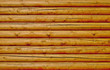 New log wall background