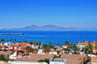 Lobos Island from Corralejo in Fuerteventura, Canary Islands, Sp