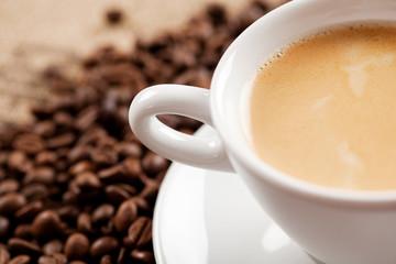kaffee mit crema