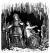 Ancient Germania/Scandinavia - King & Queen or God & Goddess