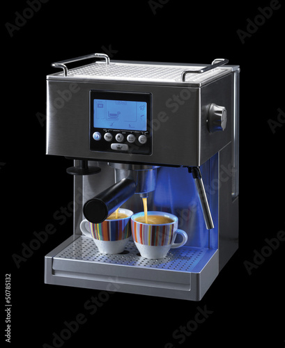 professional espresso machine(path included)