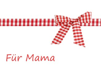Für Mama