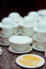 tea cups set
