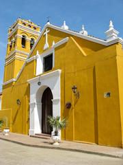 Church of San Agustin, Mompox (Colombia)