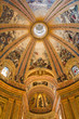 Madrid - Fesco from big cupola in San Francisco el Grande