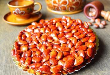 kuchen aus mandeln