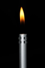Burning Gas Cooker Lighter