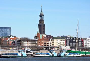 Hamburg Elbufer