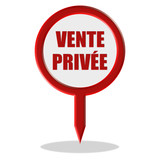 Pointer rot VENTE PRIVÈE