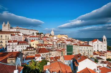 Lisboa - Bairro de Alfama