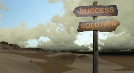 SUCCESS - SOLUTION