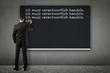 wall of shame - Manager Verhalten Verantwortung