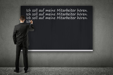 wall of shame - Manager Verhalten Personalführung