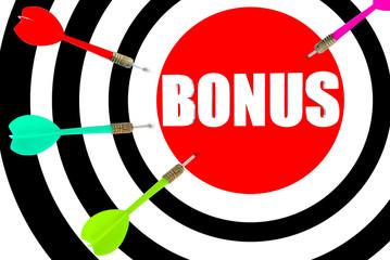 Our goal is a bonus