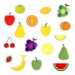 フルーツのセット
