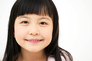 Asian Girl's portrait