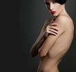 beautiful female figure