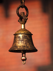 bell in temple